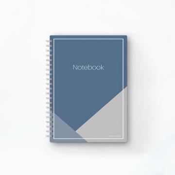 Notebook Azul