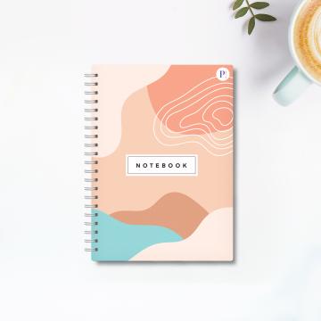 Notebook Sunset
